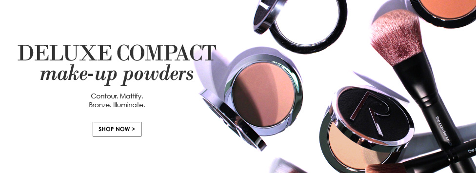 Contour. Mattify. Bronze. Illuminate. Deluxe Compact Make-Up Powders by Rodial