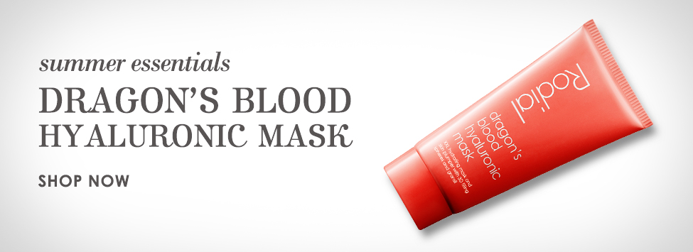 Dragons Blood Mask
