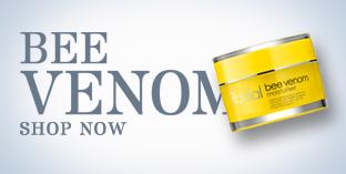 Bee Venom Range