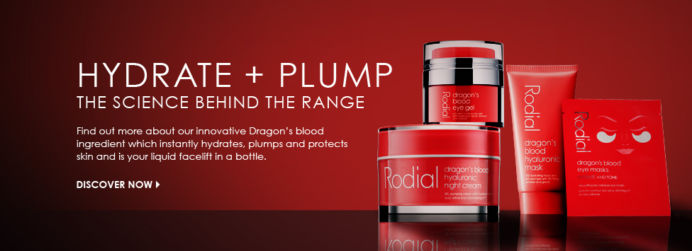 Liquid Facelift with Rodial Dragon's Blood Range
