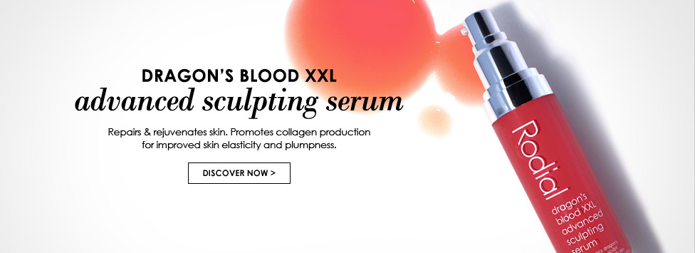 Repairs and rejuvenates skin. The Dragon's Blood Advanced XXL Sculpting Serum promotes collagen production for improved skin elasticity and plumpness. Shop Now
