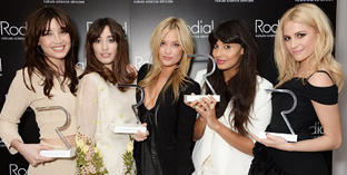 Read more about the Rodial brand, the founder Maria Hatzistefanis, designer collaborations and celeb fans