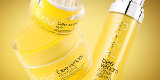 Achieve flawless skin with Rodial's Ultimate Bee Venom Kit