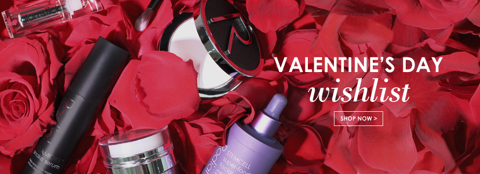 Shop now for your perfect valentines gift so you're looking and feeling amazing
